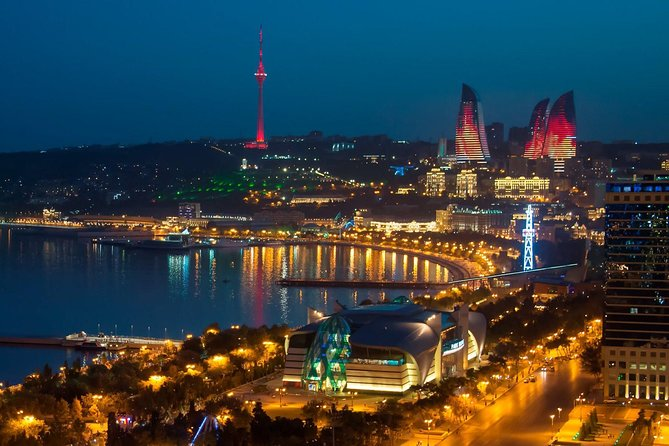 Mysterious Baku City Night Tour