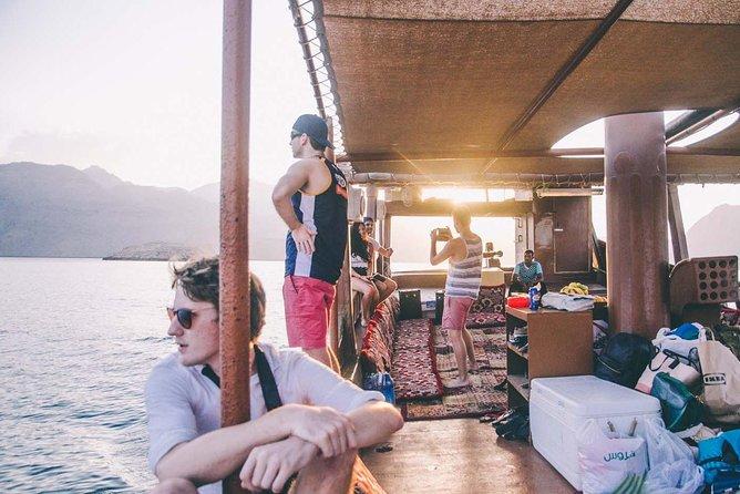 Full Day Dhow Cruise :Khasab Tours