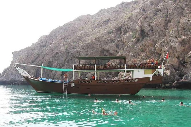 Full Day Dhow Cruise: Khasab Tours (Private & custom tours )