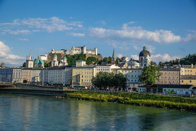 Daytrip to Salzburg City from Munich