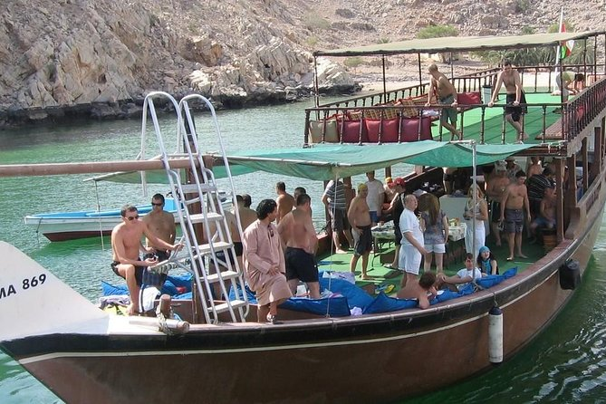 Full Day Dhow Cruise :Khasab Tours (outdoor activities) photo 6
