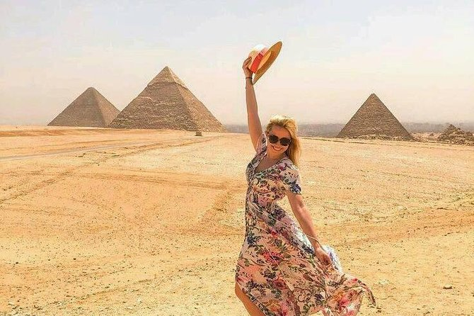 Private Tour To Pyramids & Sphinx From Cairo / Giza Hotels.
