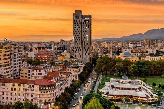 Tour Of Tirana Exclusive Service