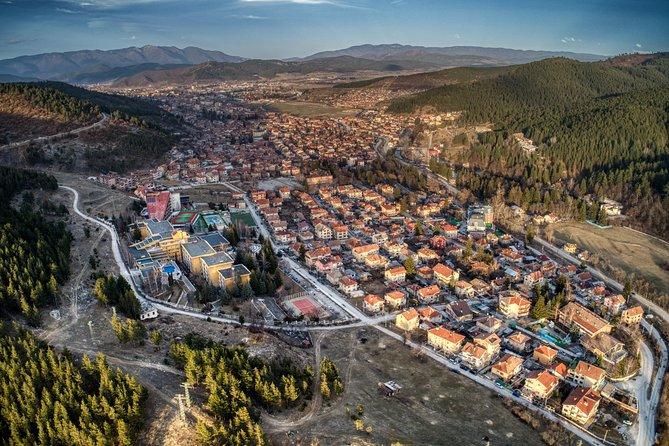 Plovdiv to Velingrad Passenger Transfer