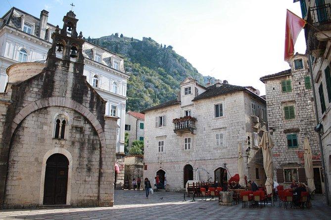 Walking Tour in Kotor Old Town