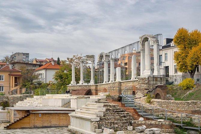 Plovdiv to Stara Zagora Passenger Transfer
