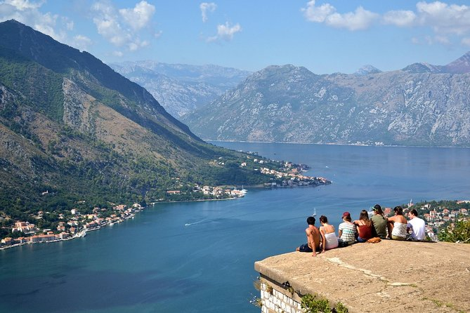"Kotor and the ""Lady of Rocks"" boat tour"
