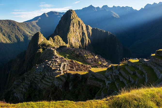 Machu Picchu and Huayna Picchu by Train (2 Days)
