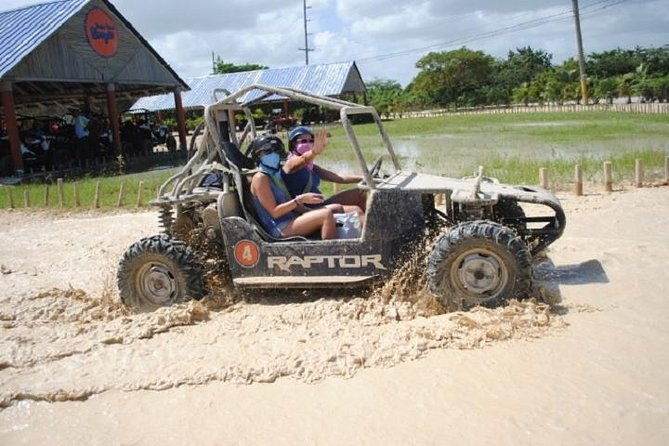 Dune Buggies and Party Boat with Snorkeling in Punta Cana (Full Day)