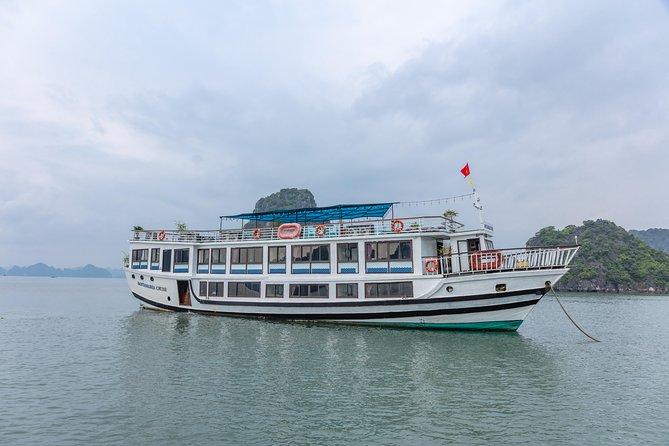 1 night excursion over Santa Maria Cruise