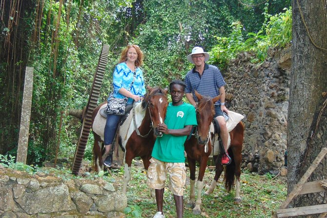 East Coast Riding Stable: Horseback Riding Excursion St. Lucia photo 22