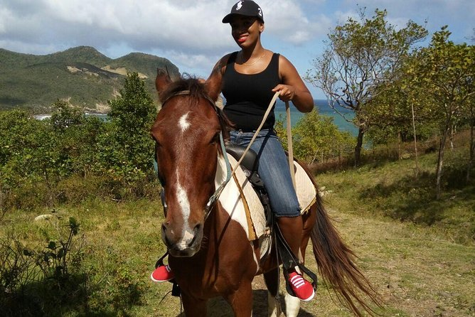 East Coast Riding Stable: Horseback Riding Excursion St. Lucia photo 23