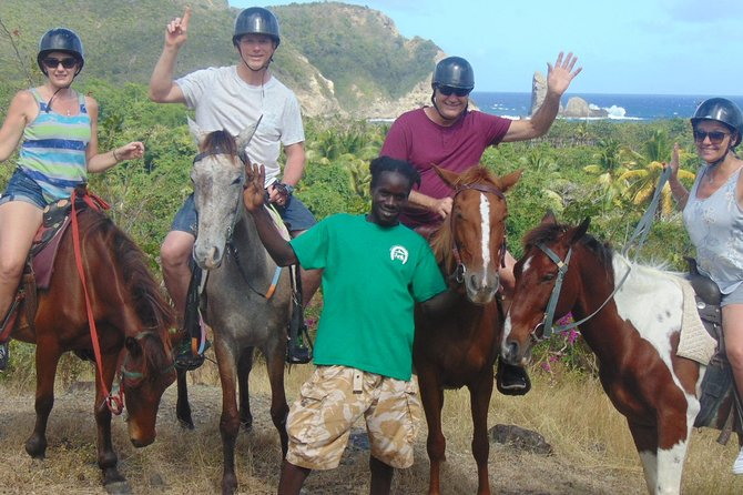 East Coast Riding Stable: Horseback Riding Excursion St. Lucia photo 7