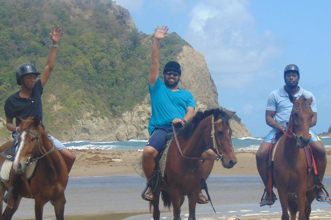 East Coast Riding Stable: Horseback Riding Excursion St. Lucia photo 29