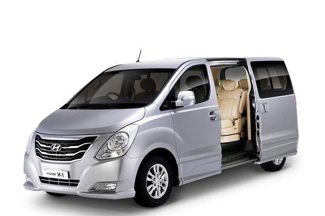 Hyundai H-1 : (7 Pax + 5 Bags)