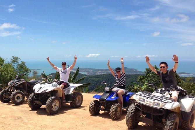 Ko Samui All Terrain Vehicle (ATV) Off Road Adventure Tour