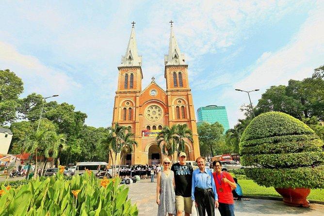 Ho Chi Minh City – Cu Chi Fullday