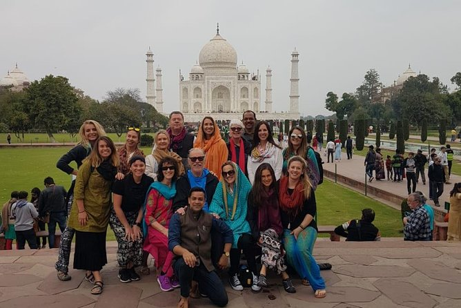 Pvt Day Trip To Agra Taj Mahal From Delhi With Guide ( Special Offer )