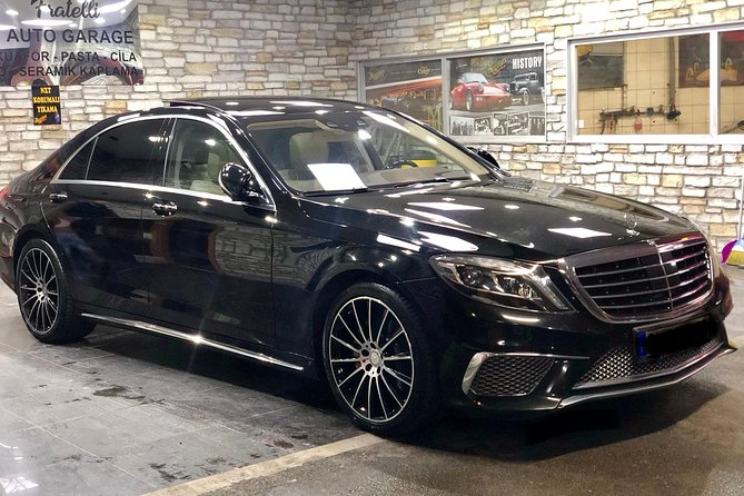 Mercedes S 350 Vip transfer city tur İstanbul AirPort transfer istanbul tur.