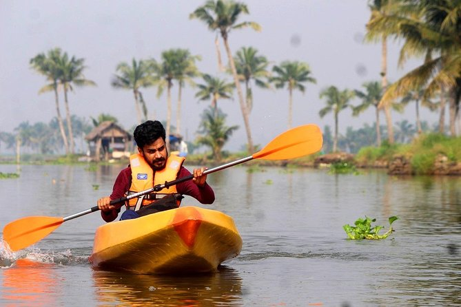 Kayaking and Training at Cochin photo 1