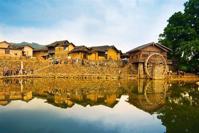 Private Transfer to Gaobei Tulou and Yunshuiyao Village from Xiamen City photo 3