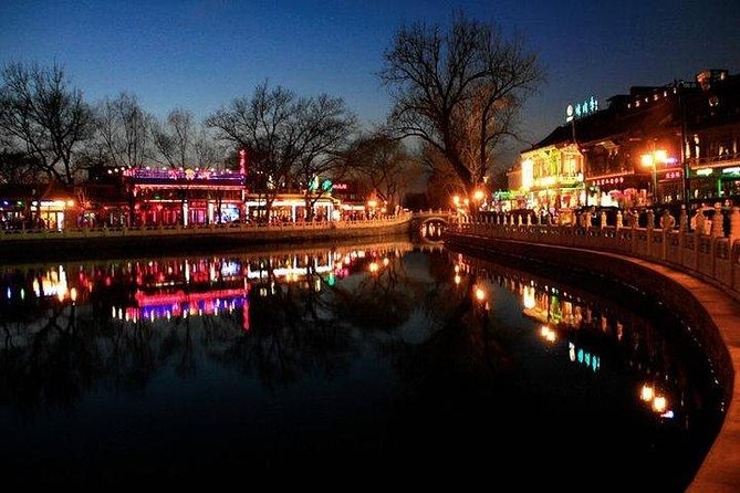 Old Beijing Hutong Night Layover