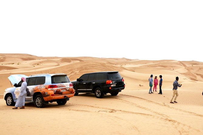 Al Ain Desert Safari with Buffet Dinner