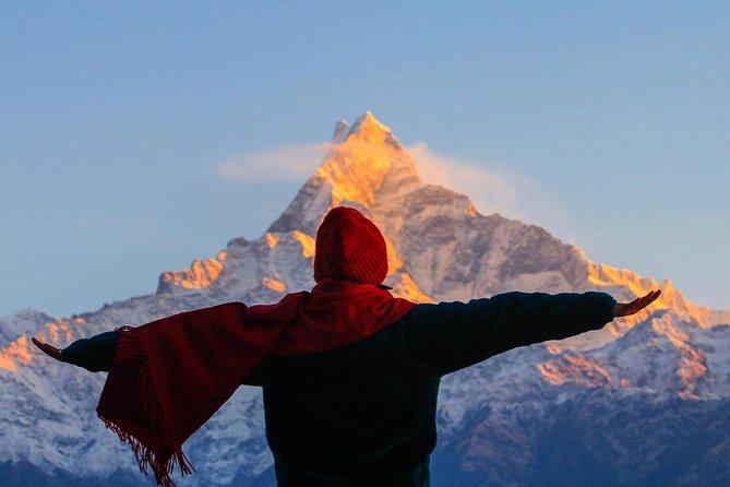 3 days Dhampus Sarangkot Hike