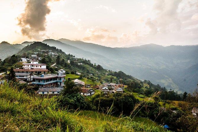 3 days Dhampus Sarangkot Short Hike