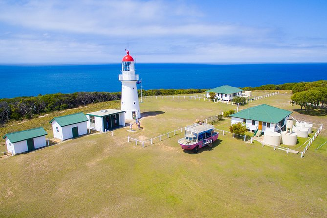 Full-Day 1770 Tour by LARC Amphibious Vehicle Including Sandboarding and Bustard Head Lightstation photo 11