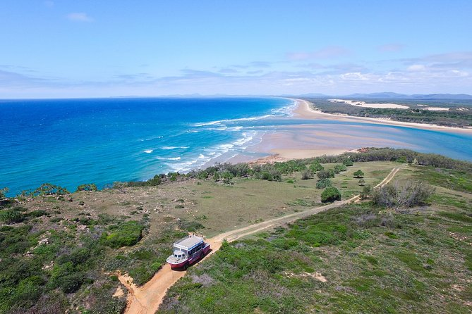 Full-Day 1770 Tour by LARC Amphibious Vehicle Including Sandboarding and Bustard Head Lightstation photo 8