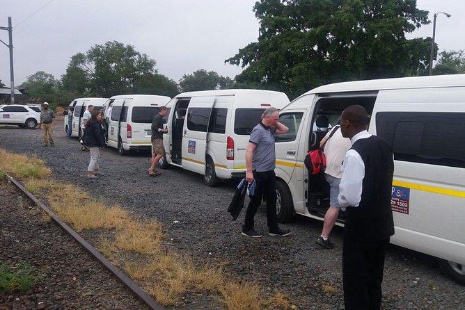 Transfer - Kruger Mpumalanga International Airport to Hazyview