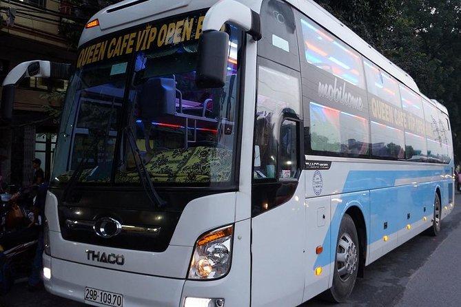 Bus Tickets From Hanoi to Sapa