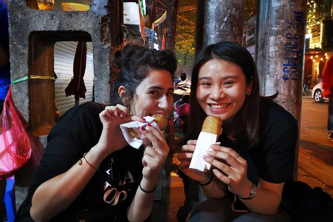 (Small Group) Hanoi Local Street Food Tour with a Real Foodie