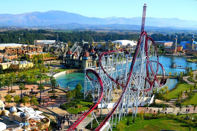 Private Transfer: Rome City to Rainbow MagicLand and vice versa