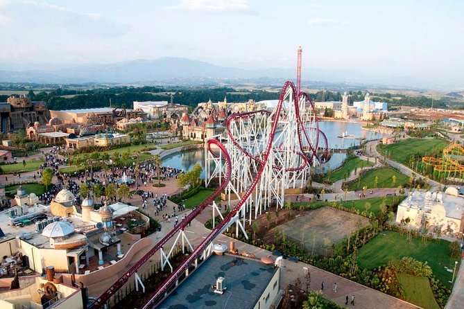 Private Transfer: Fiumicino Airport (FCO) to Rainbow MagicLand or vice versa