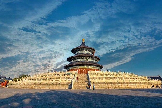 Temple of Heaven & Summer Palace Layover