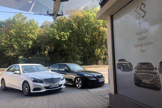 Chauffeur Service in Sofia