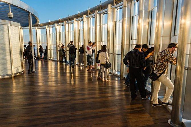 Burj Khalifa Floor Tickets : Level 124th / 148th ( E-Ticket)