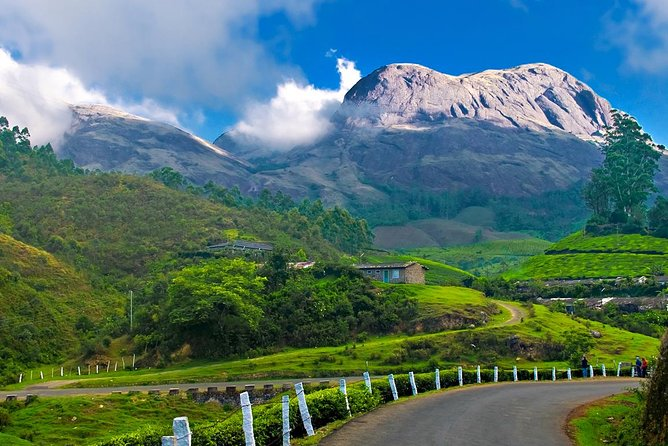 Affordable transfer from Kochi to Munnar