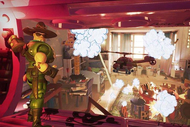 Laser Game VR - TOYLAND: CRAZY MONKEY