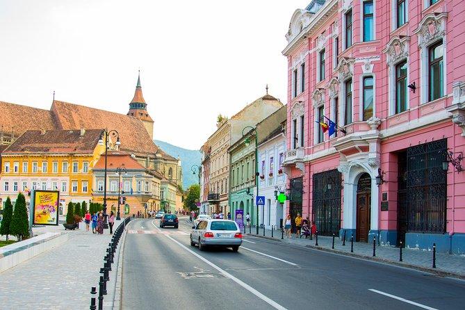 Brasov Walking Tour - Unlock the Old City