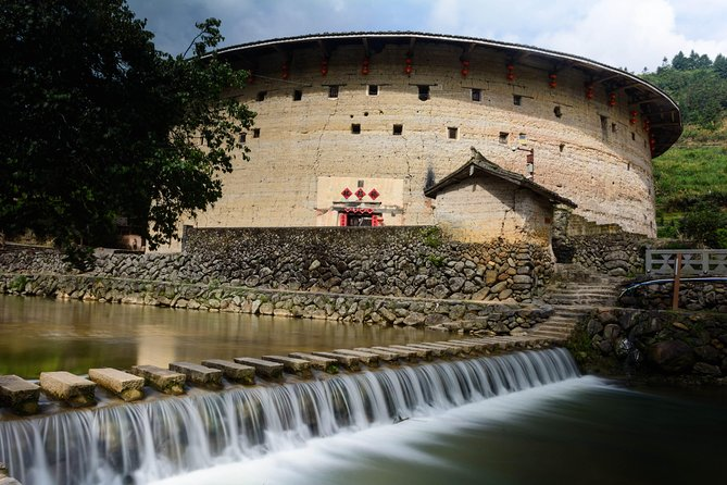 Xiamen Private Day Tour to Tianluokeng Tulou Cluster and Hongkeng Tulou photo 6