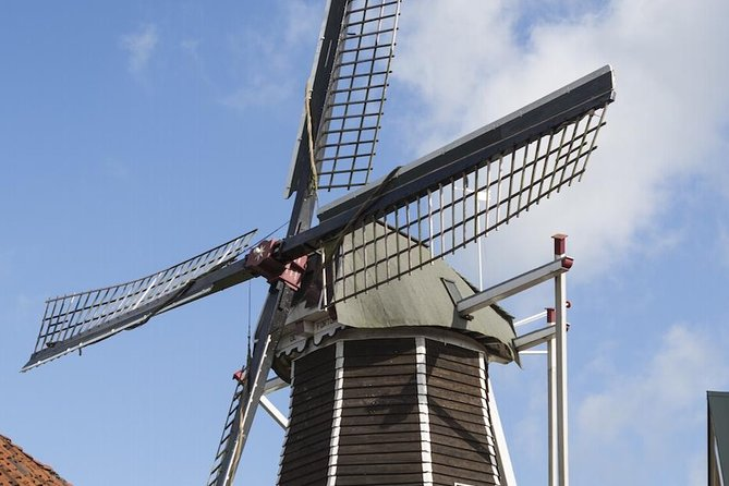 Windmills, Bakeries and Ghosts: Explore Hattem's history on a walking audio tour