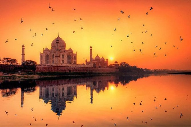 Same day Taj mahal sunrise tour from delhi