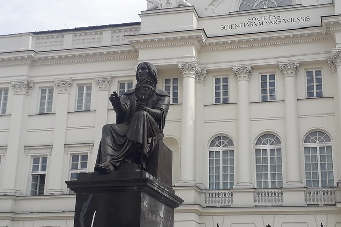 Warsaw: 4 hours Guided tour of the Royal Palace in Greek