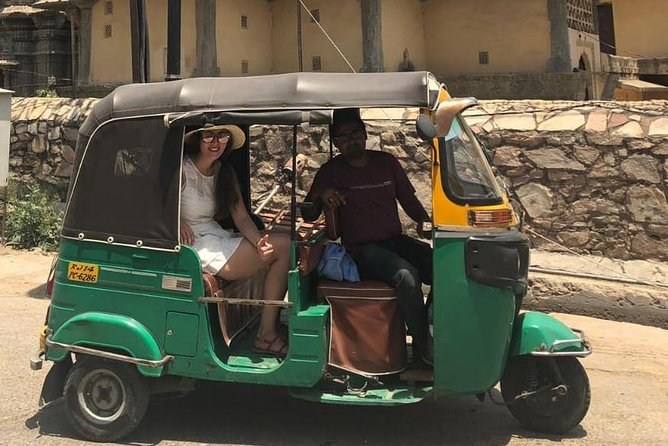 Private Tuk-Tuk Safari Day Tour of Jaipur