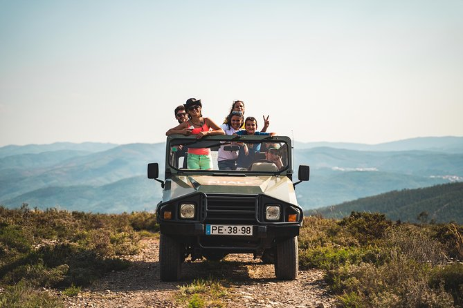 4X4 Mountain Tour Full Day