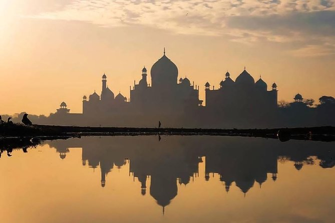 Pvt Luxury Car Same Day Agra / Fatehpur Sikri Tour From Delhi