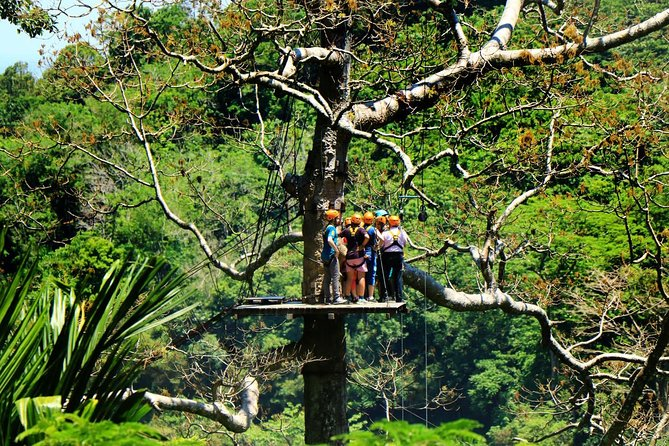 Flying Hanuman Ziplines 28 platforms & Transfer RoundTrips photo 8